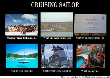 Cruising Sailor | What I really do | Scoop.it