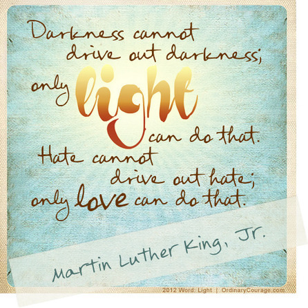 martin luther king, jr. - my blog - Ordinary Courage | ISO Mental Health & Wellness | Scoop.it