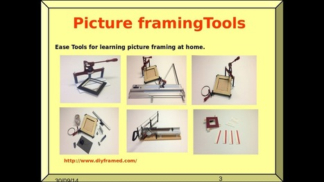 Picture Framing Tools | Mobile marketing in Russia | Scoop.it