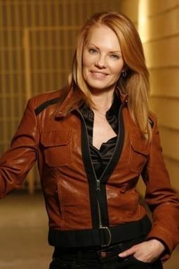 CSI Catherine Willows Marg Helgenberger Jacket | Stylish CSI Catherine Willows Marg Helgenberger Costume | Scoop.it