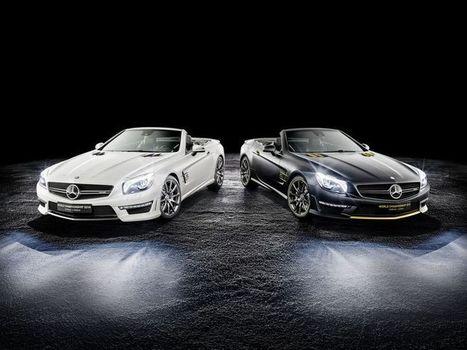 Mercedes-Benz SL | Mercedes-Benz Picture | Scoop.it