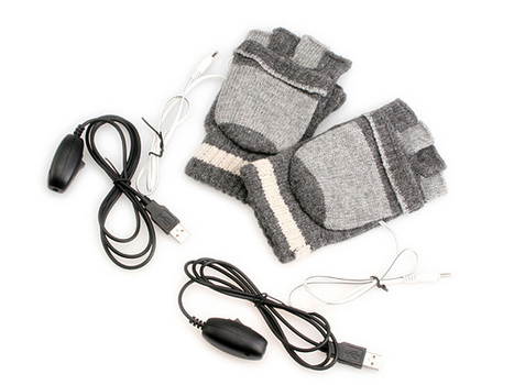 All about USB | USB 3.0, USB Gaming, USB Lifestyle | Brando Workshop : USB Heating Gloves | USB devices and sensors | Scoop.it