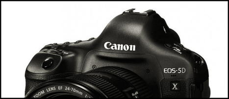 46.1mp Canon DSLR Previewed at PhotoPlus 2012? | Technical & Social News | Scoop.it