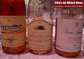 Concours des vins à Gigondas, et joli triplé de Pierre Amadieu ! | Le meilleur des blogs sur le vin - Un community manager visite le monde du vin. www.jacques-tang.fr | Scoop.it