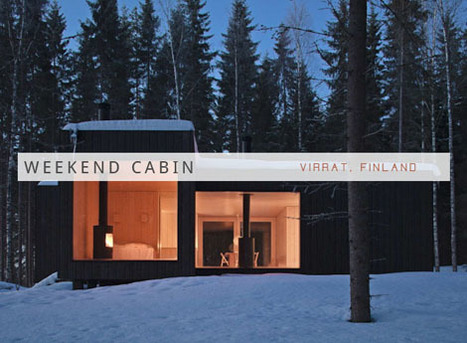 Weekend Cabin: Virrat, Finland | Finland | Scoop.it