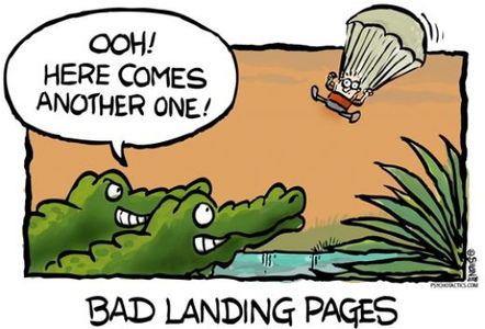Optimizing your Landing Page Conversions | SAM-Soft | Blog For Website Success | Scoop.it