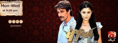 Iffet Episode 5 - 4 March 2014 By Geo Kahani | watch pakdramas | Scoop.it