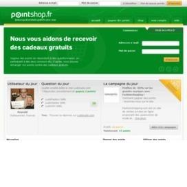 Réductions de PointShop, code promo réduction et échantillons ou cadeaux gratuit | codes promo | Scoop.it