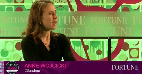 Direct To Consumer Healthcare Is Coming Says 23andMe's Wojcicki   Digital Health Revolution   Scoop.it