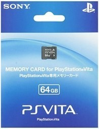 PlayStation Vita Memory Card 64GB (PCH-Z641J) | Kodivices | Scoop.it