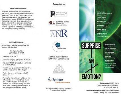 « La surprise dans le langage et dans les langues » - Colloque pluridisciplinaire 20-21 mars | Philosophie en France | Scoop.it