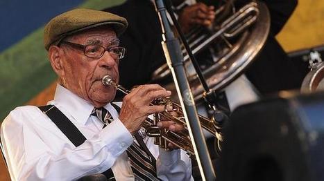 Fallece el trompetista más anciano de Nueva Orleans | historian: people and cultures | Scoop.it