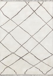 Rugsville Moroccan Ivory Wool 12073 Rug - Moroccan Rugs | Modern and Contemporary Rugs | Scoop.it