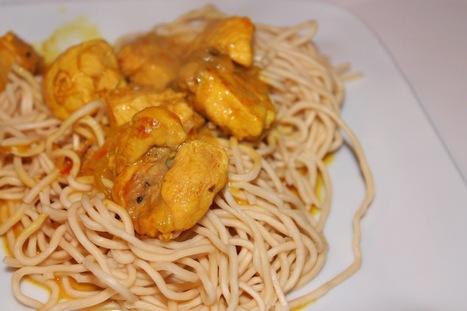 Enkla och Snabba Recept: Thailändsk kycklingcurry | Recept | Scoop.it