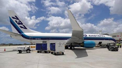 Eastern Airlines takes flight from Miami again with first revenue flight | LibertyE Global Renaissance | Scoop.it