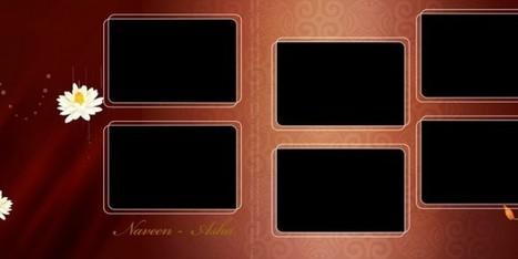 Special Wedding PSD Background For Viday Free Download | rprabhuj@yahoo.com | Scoop.it