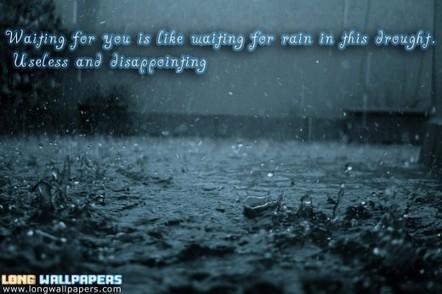 rain quote hd background wallpaper   Long HD Wallpapers for PC Background   Longwallpapers   Scoop.it