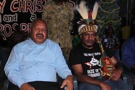 PNG takes regional lead in free West Papua campaign - Keith Jackson & Friends: PNG ATTITUDE | West Papua National Committe (KNPB) - News | Scoop.it