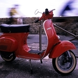 Patrick Dempsey's Top Drives: A Vespa in Rome | Desmopro News | Scoop.it