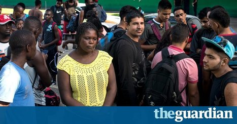 Passage through Mexico: the global migration to the US | Education Resources | Scoop.it
