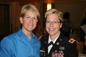 Meet Tammy Smith, America's First Openly Gay General Officer | LGBT Times | Scoop.it