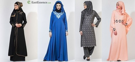 What's in Store for This Eid Collection | Islamic Clothes Online | Scoop.it