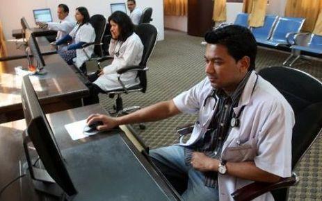 Santé: 100 millions de consultations médicales en ligne prévues ... - Le Parisien | la fin du yoyo | Scoop.it
