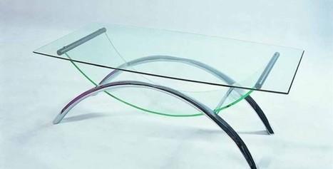 Importance Of Glass Furniture For Decoration | Best Emmas Design | Scoop.it