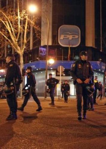 El PP impidió que la policía inspeccionase su sede por carecer de ... - El País.com (España) | Partido Popular, una visión crítica | Scoop.it