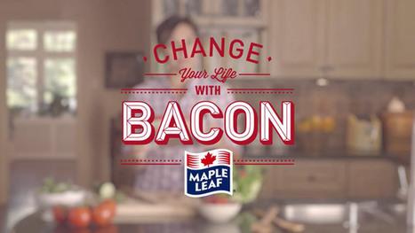 Le bacon, ça change la vie ! | CULTURE PUB WORLD | Scoop.it