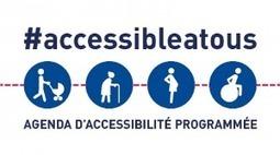 Accessibilité: un premier bilan positif   Vivre en ville   Scoop.it