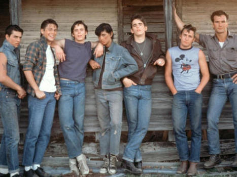 """""""The Outsiders""""Pictures - CBS News 