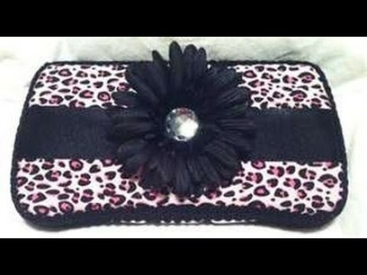 how to make a fashionable baby wipe case | Entrepreneurs | Scoop.it