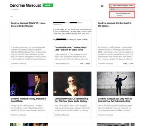 Use this trick to follow your favorite LinkedIn authors on Feedly | Search & social | Scoop.it