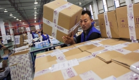 'Singles Day' parcel boom creates tax loophole headache for customs offices | Ecommerce logistics and start-ups | Scoop.it