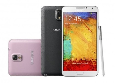 25 Samsung Galaxy Note 3 Features You'll Actually Care About | Mobile IT | Scoop.it
