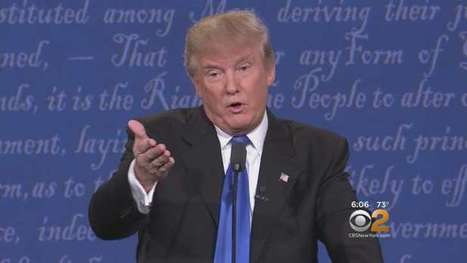What Donald Trump Got Wrong on Stop-and-Frisk | Criminal Justice | Scoop.it
