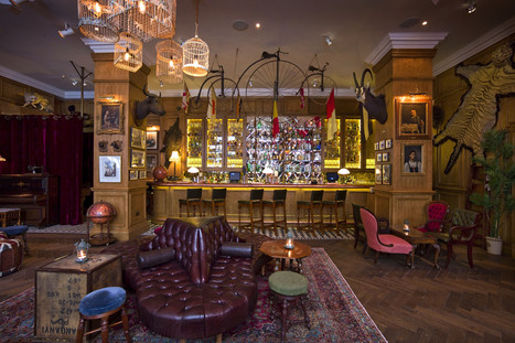 A Guide to to Hidden Bars - London   Lifestyle Magazine   Scoop.it