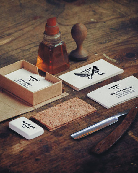 20 new (amazing) business cards - Best of September 2014 | BRAIN SHOPPING • CULTURE, CINÉMA, PUB, WEB, ART, BUZZ, INSOLITE, GEEK • | Scoop.it
