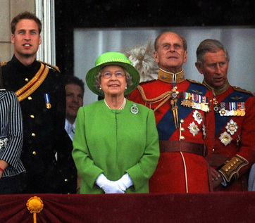 The Royal Family | Visiter Londres | Scoop.it