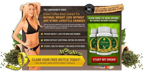Optimus Green Coffee Bean Extract Supplement | Optimus Green Coffee | Scoop.it