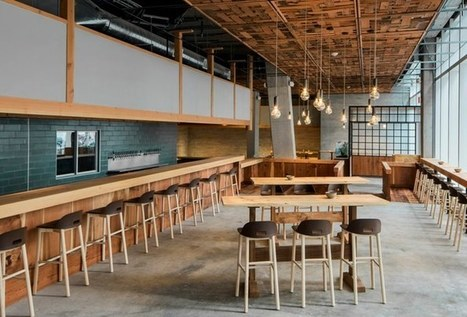 New San Francisco restaurant serves up sustainability | Urban eating | Scoop.it