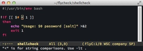 ShellCheck | H4x0r5 Playground | Scoop.it