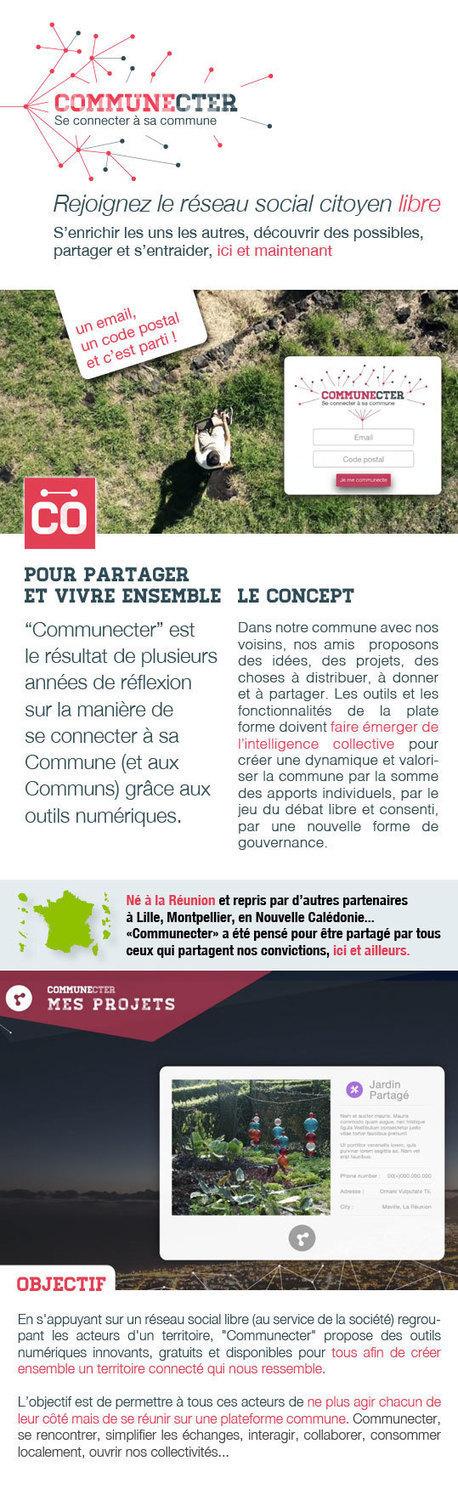 Vie communale, Digital et Entraide : Communecter - la plateforme pour se connecter à sa commune | Investir dans les Start-ups | Scoop.it