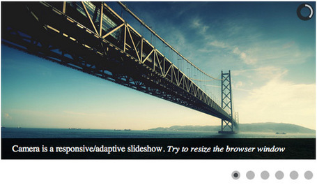 Top 10 Free Responsive Image Galleries/Slideshows | Responsive design & mobile first | Scoop.it