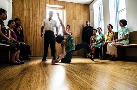 Lenora Lee Tells Stories of Human Trafficking Through Dance | Chinese American Now | Scoop.it