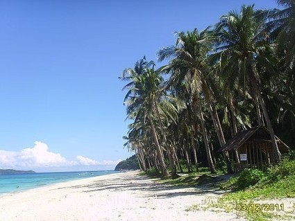 Puka Beach, Boracay   silverbackpacker.com   Philippine Travel   Scoop.it