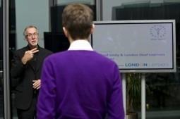 Roger Beeson British Sign Language Interpreter – A Personal Journey | Deaf Unity | interpreting language | Scoop.it