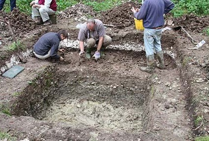 Amesbury excavation | Mesolithic finds |  Open University | microburin mesolithic archaeology | Scoop.it