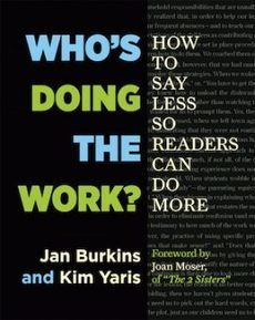 Teaching Reading to a New Generation of Students - Who's Doing the Work? - Book Review   Cool School Ideas   Scoop.it